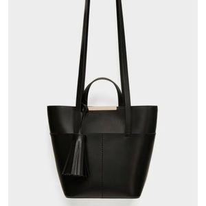 Zara medium tote bag